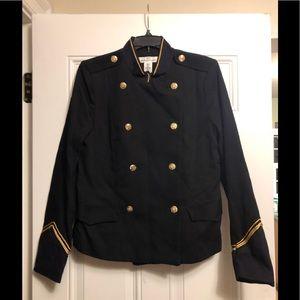 NWT H&M Military Jacket